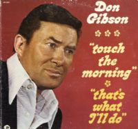 Don Gibson - Touch The Morning (HR 4501)